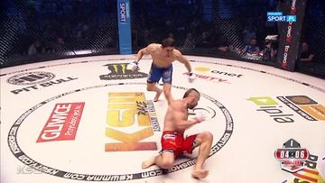 Grzegorz Szulakowski - Shamil Musaev. Fragmenty walki