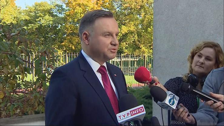 """""""Pokazaliśmy, że demokracja w Polsce jest"""". Komentarz Dudy po wyborach"""