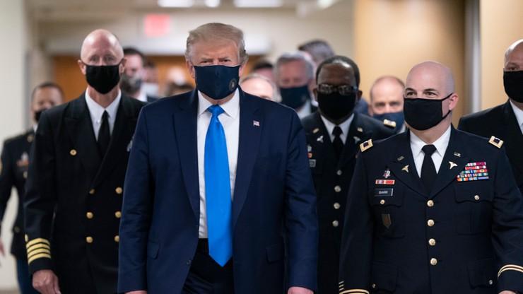 Donald Trump skazany na śmierć. Uznany za winnego zbombardowania szkolnego autobusu