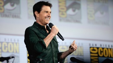 Tom Cruise poleci w kosmos. Ma zagrać w pierwszym filmie nakręconym poza Ziemią