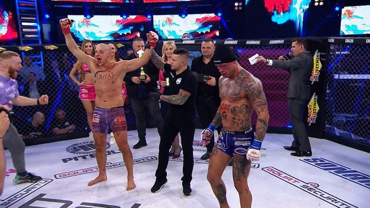 Babilon MMA 18: Wyniki i skróty walk (WIDEO)