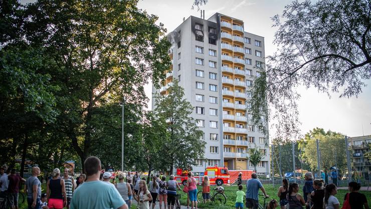 W pożarze w Czechach zginęło 11 osób. To mogła być zemsta