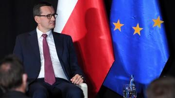 Morawiecki chce ostrych sankcji wobec Rosji
