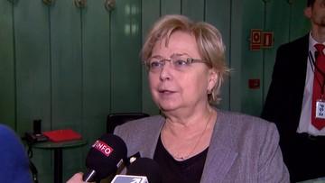 Gersdorf wezwała sędziów Izby Dyscyplinarnej do powstrzymania się od orzekania
