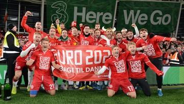 """Euro 2020: Dania przeprowadzi na Wembley """"rozgrzewkę przed turniejem"""""""