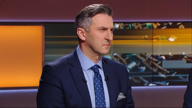 Sługocki: mam wrażenie, że senator Kwiatkowski bardzo chciałby się znaleźć w KRS