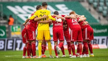 Liga Europy: Piast Gliwice gra dalej! Gol Lipskiego ozdobą meczu w Mińsku