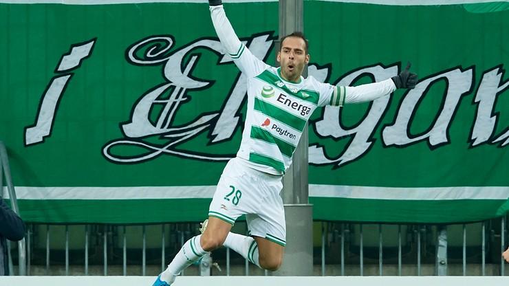 Lechia Gdańsk strzeliła trzy gole i wygrała. ŁKS Łódź na dnie tabeli