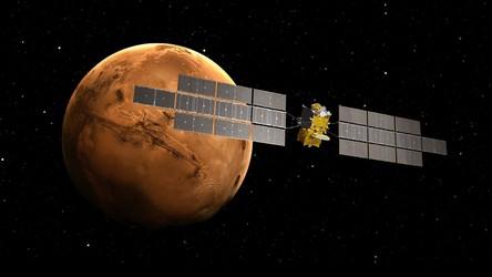 To Airbus zbuduje próbnik, który dostarczy na Ziemię pierwsze próbki skał z Marsa