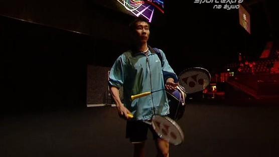 Chong Wei Lee  (MAS) - Sung Hwan Park (KOR)