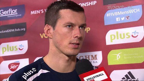 Rafał Buszek: Czekałem na okazję do gry