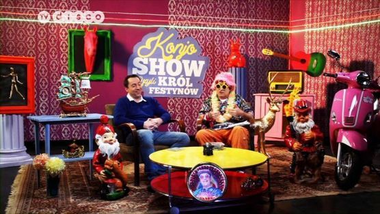 Konjo Show, czyli Król Festynów - odcinek 9