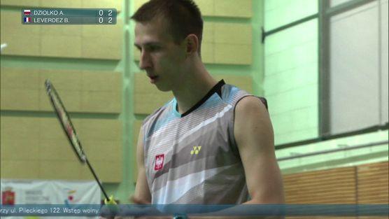 Brice Leverdez (FRA) - Adrian Dziółko (POL)