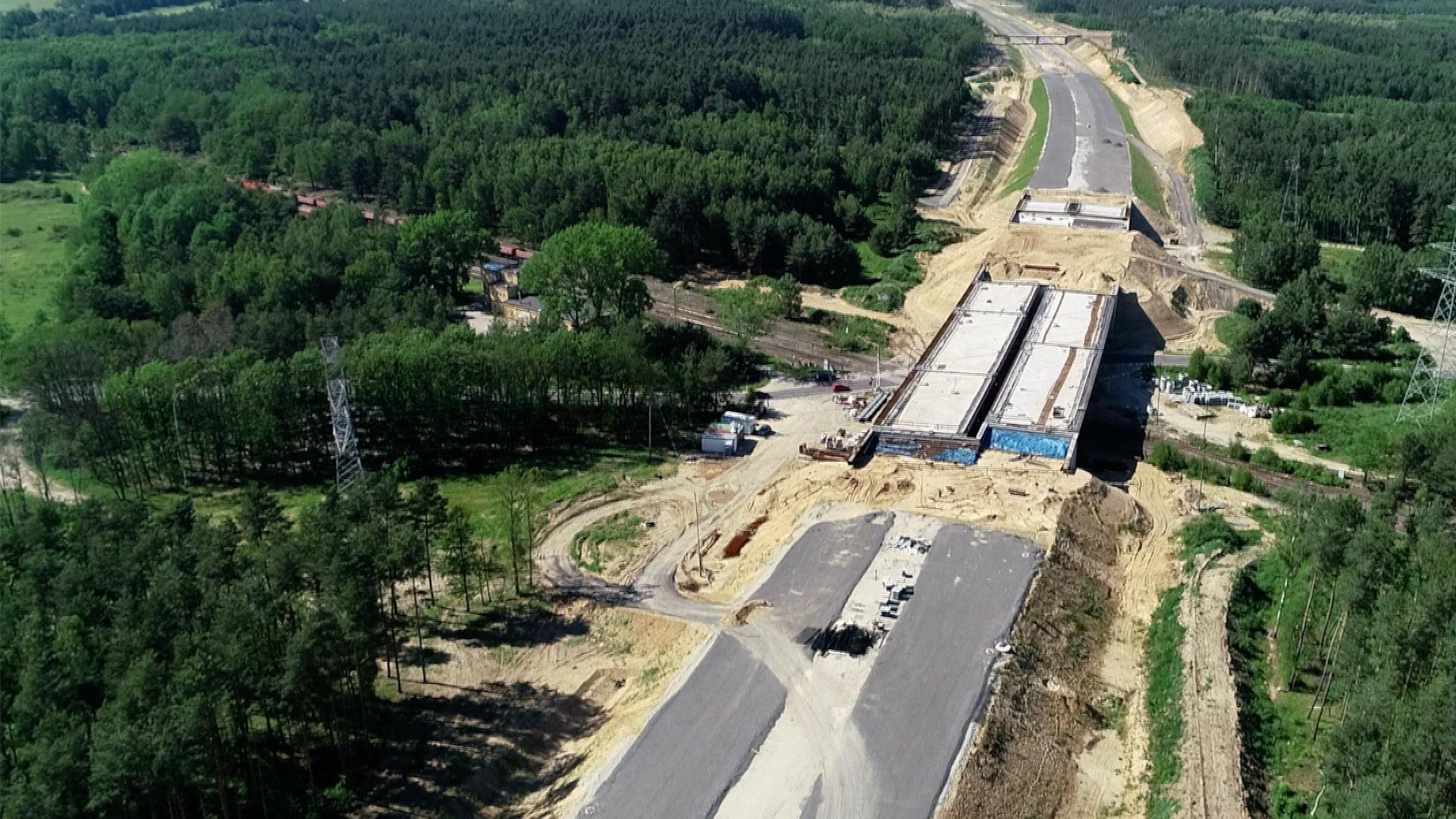 Problemy na budowach autostrad i dróg szybkiego ruchu