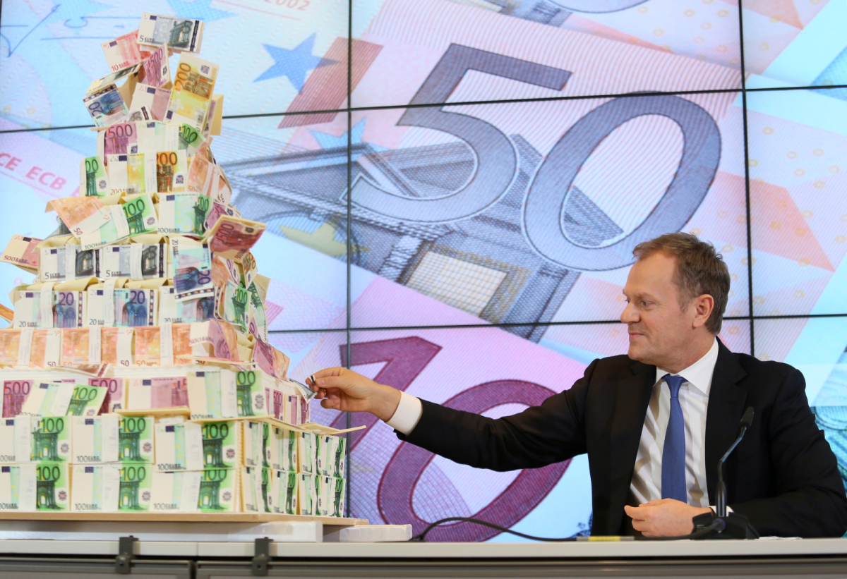 Analiza: Ile dla Polski z budżetu UE? (materiał z 2013 roku)