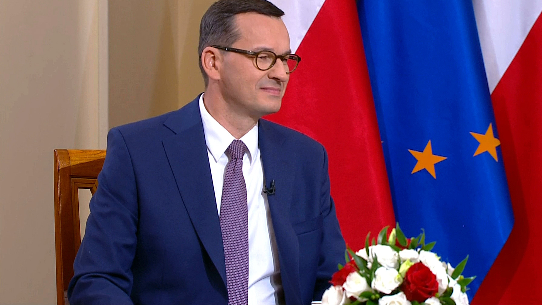 Mateusz Morawiecki o politycznej odpowiedzialności Zbigniewa Ziobry ws. afery zorganizowanego hejtu na sędziów