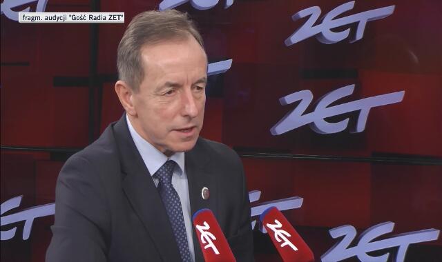 Tomasz Grodzki o flagach unijnych w Senacie