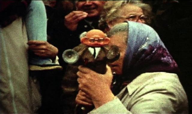 Demonstracje w 1989 roku (zdjęcia archiwalne)