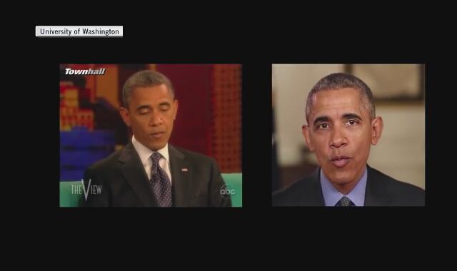Które nagranie wypowiedzi Obamy jest prawdziwe?