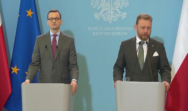 Minister zdrowia informuje o liczbie respiratorów w Polsce