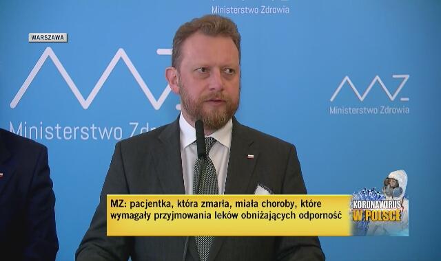 Minister zdrowia zapowiada, że zostanie wprowadzony stan zagrożenia epidemiologicznego