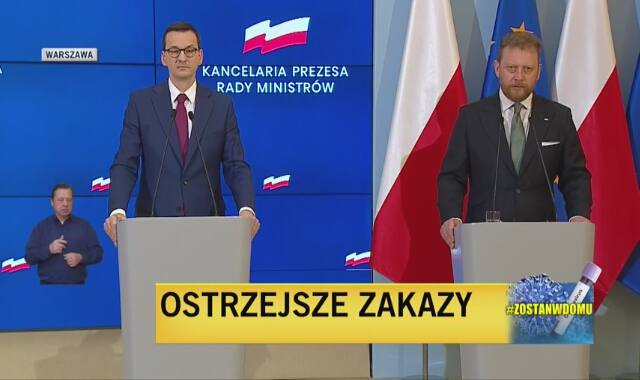 Minister zdrowia o liczbie wykonywanych w Polsce testów