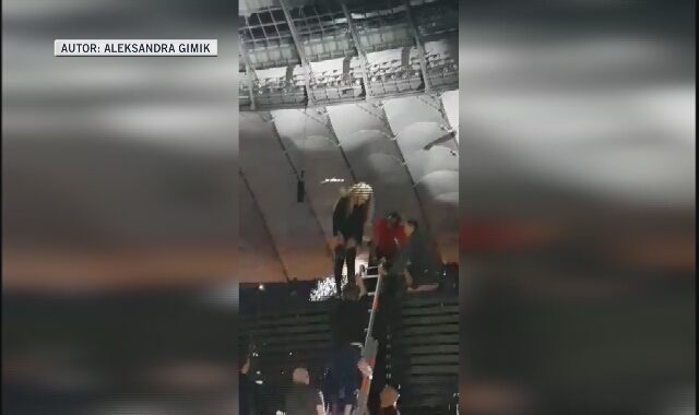 Wpadka na koncercie Beyonce i Jay-Z w Warszawie