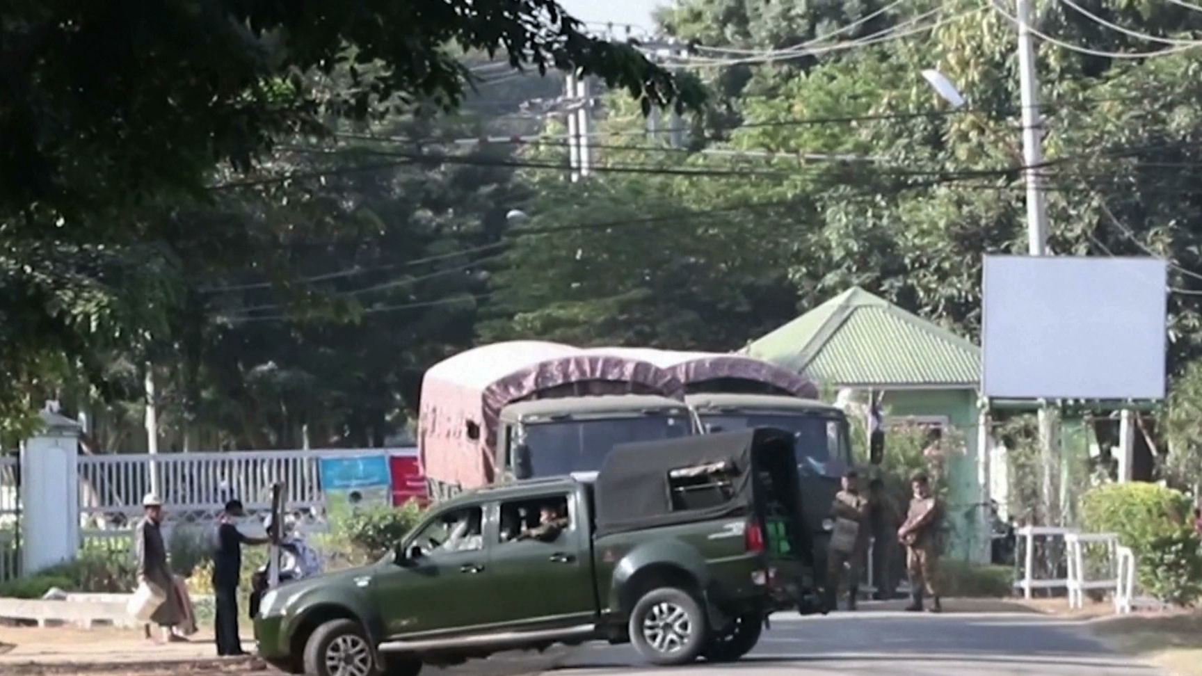 Wojsko przejęło władzę w Mjanmie, przedstawiciele władz aresztowani