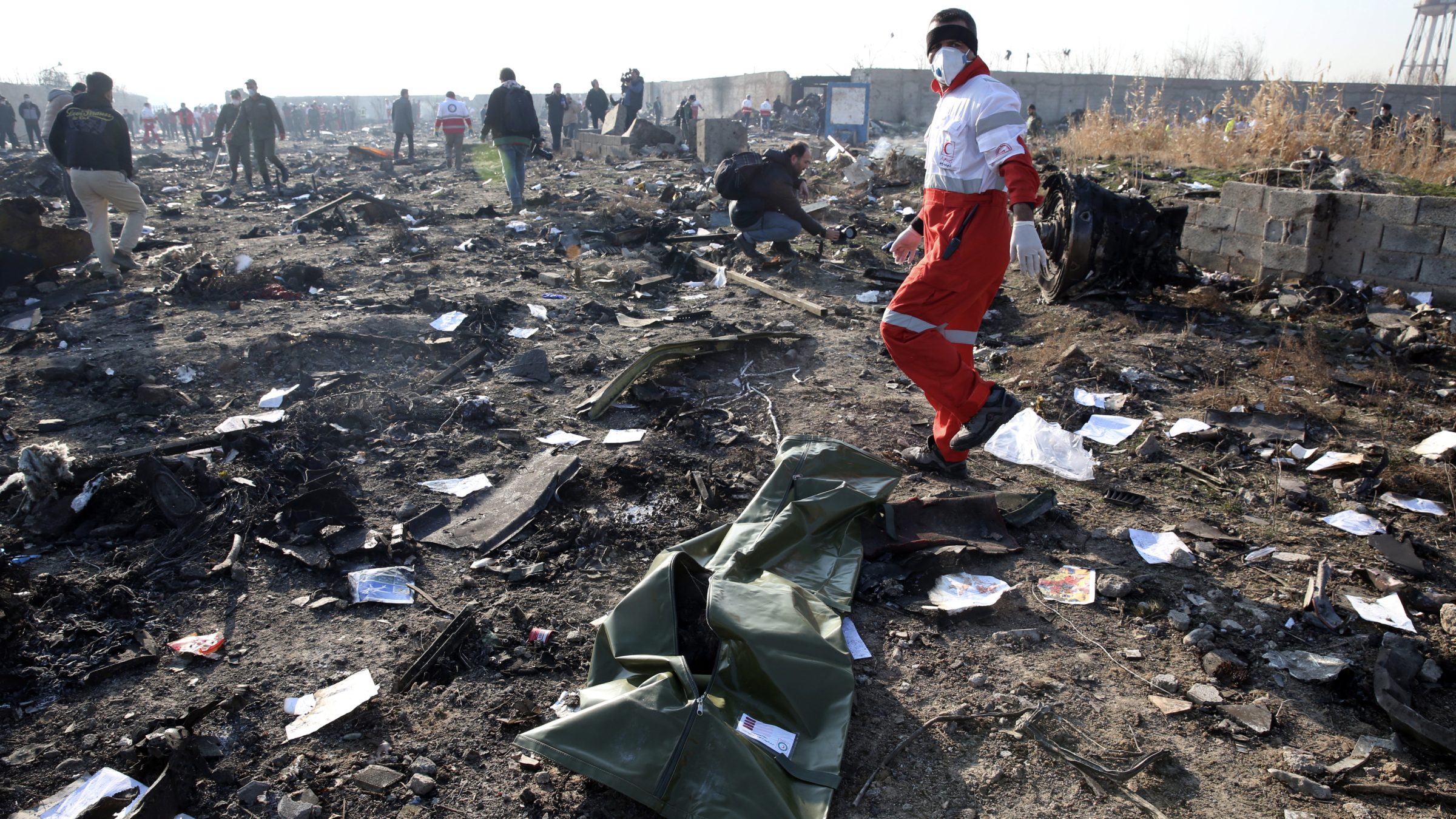 W sieci pojawiło się nagranie. To może być moment zestrzelenia ukraińskiego samolotu
