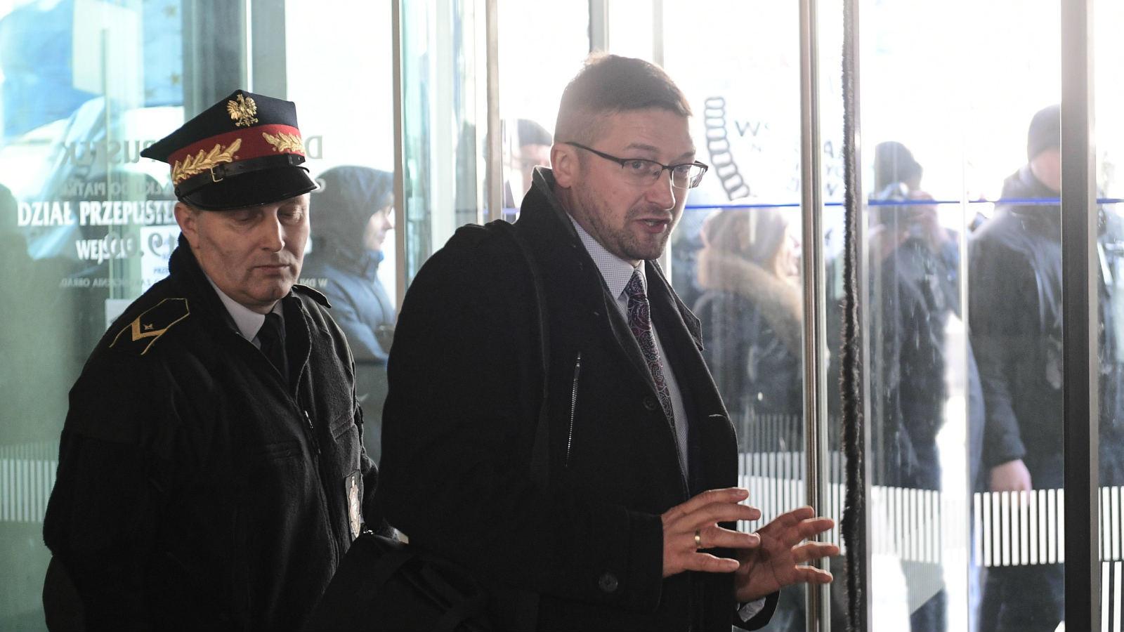 21.01.2020   Kancelaria Sejmu nie udostępniła list poparcia do KRS. Pretekstem cofnięta delegacja