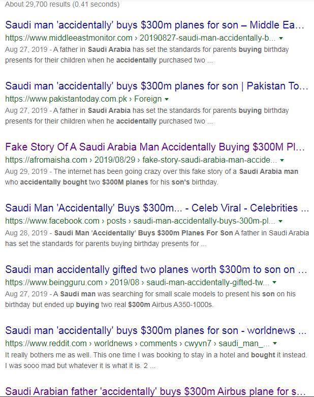 Doniesienia podchwyciły media na całym świecie