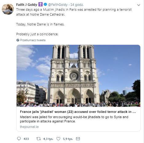 Fałszywa informacja na Twitterze