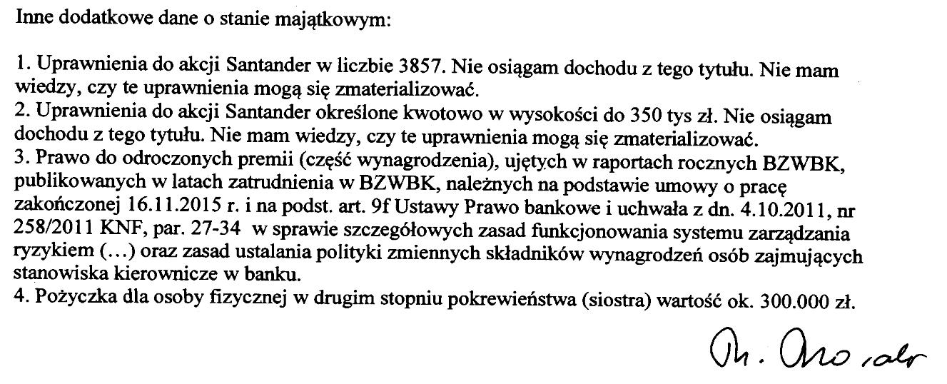 Informacja o odroczonej w czasie premii dla Mateusza Morawieckiego