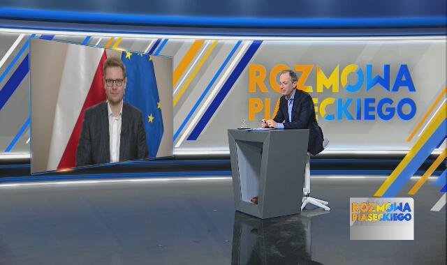 Michał Woś o stosunku Polaków do Unii Europejskiej