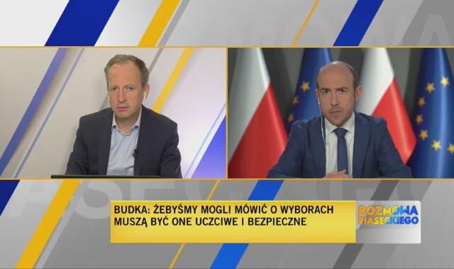 Lider KO B. Budka o terminie wyborów prezydenckich