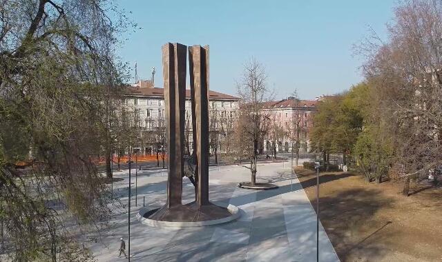 Opustoszała prowincja i walka o życie w szpitalu w Bergamo