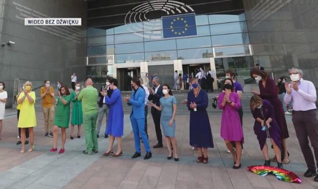 Europarlamentarzyści solidaryzowali się z osobami LGBTI w Polsce