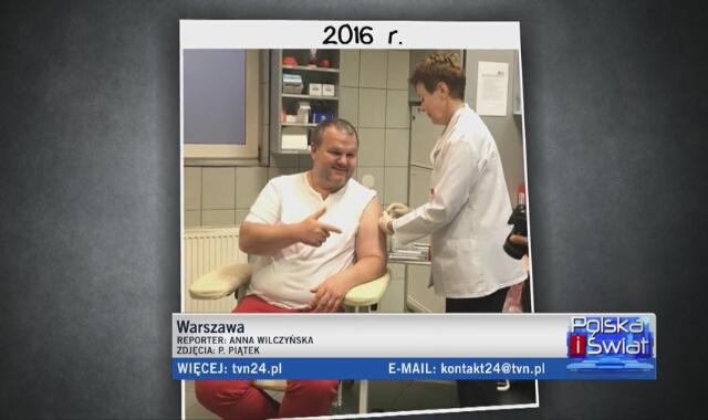 Walka z wirusem grypy w czasie pandemii. Materiał z 9 sierpnia