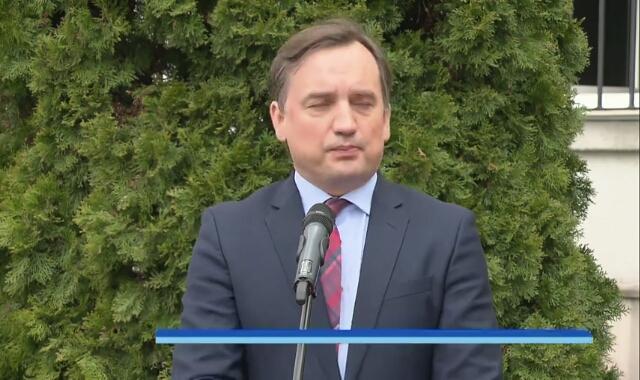 Minister Zbigniew Ziobro o wyborach prezydenckich