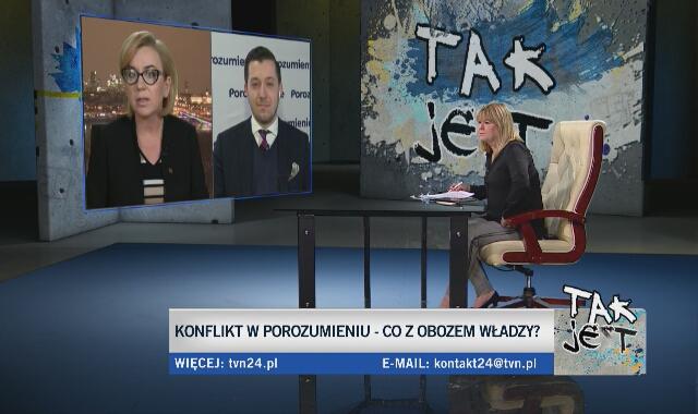 Hennig-Kloska: nie taką Koalicją Obywatelską byłam zainteresowana i nie taką tworzyłam