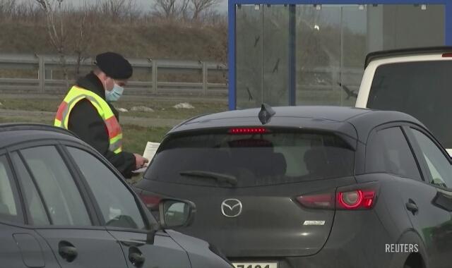 Wzmożone kontrole na niemieckich granicach z Czechami i Austrią