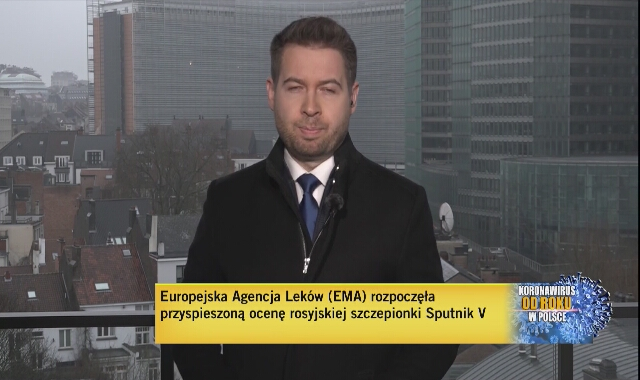 EMA oceni rosyjską szczepionkę Sputnik V
