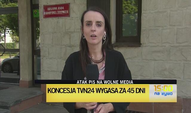 12 sierpnia, dzień po przegłosowaniu lex TVN, KRRiT ponownie głosowała nad koncesją dla TVN24