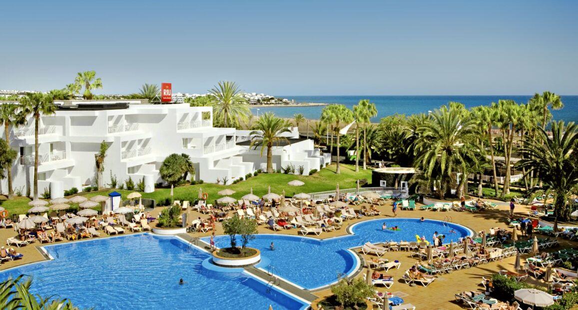 ClubHotel Riu Paraiso Lanzarote Resort - Lanzarote - Wyspy Kanaryjskie