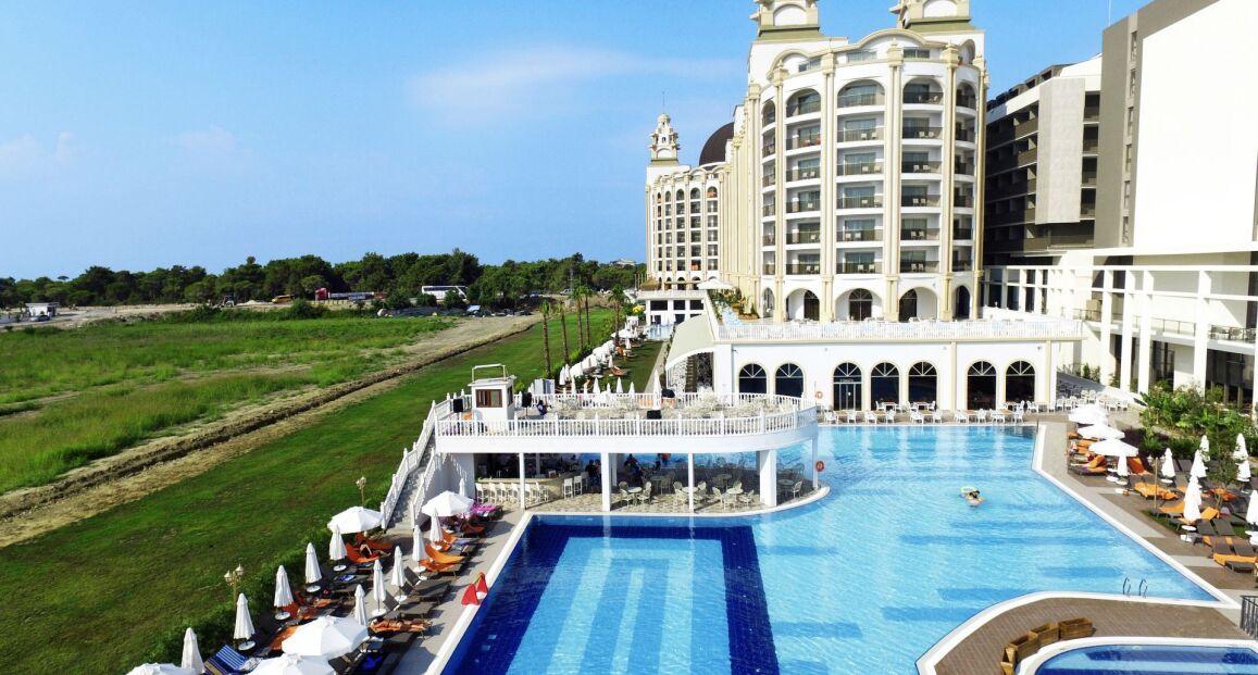 Jadore Deluxe Hotel Spa - Riwiera Turecka - Turcja