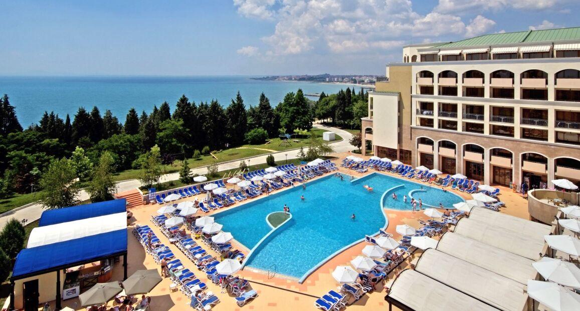 Sol Nessebar Bay Resort - Riwiera Bułgarska - Bułgaria