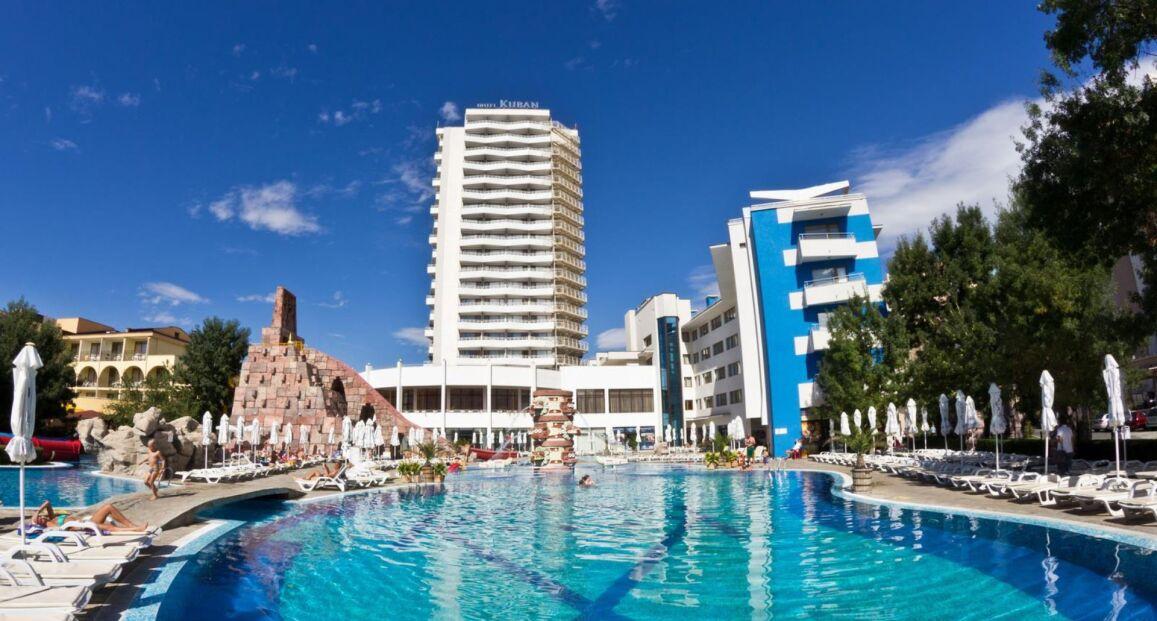 Kuban Resort & Aqua Park - Riwiera Bułgarska - Bułgaria