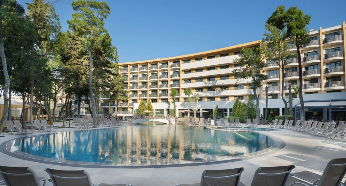 HVD Club Hotel Bor - Riwiera Bułgarska - Bułgaria
