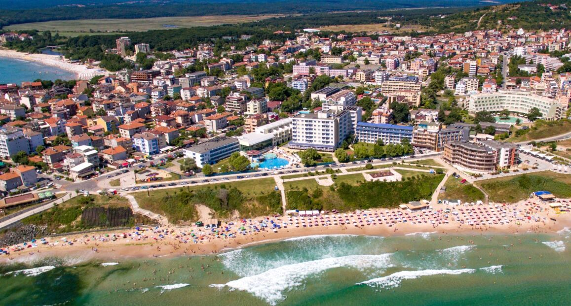 Perla Beach Club - Riwiera Bułgarska - Bułgaria
