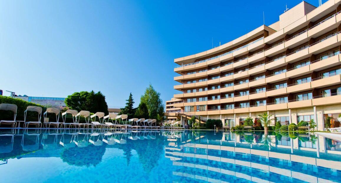 Grand Hotel Pomorie - Riwiera Bułgarska - Bułgaria